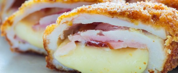 The Easiest And Tastiest Chicken Cordon Bleu You Will Ever Make!