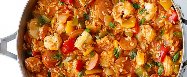 So Many Creole And Cajun Dishes Make For Great Comfort Food But They Are All Really Complicated Take Forever Right Wrong With This Jambalaya