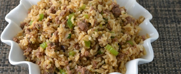 Tastee recipe simply delicious soul food tastee recipe this dirty rice is quick and easy southern soul food at its finest it makes in just 35 minutes and four easy stepsgreat for a hectic weeknight dinner forumfinder Gallery