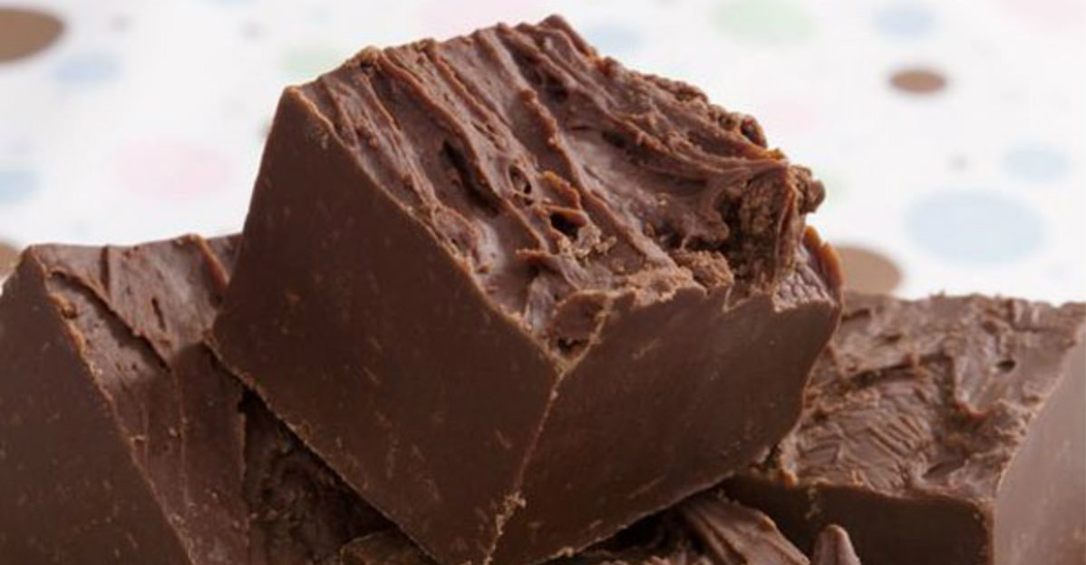 Tastee Recipe Foolproof Fudge Only Has 2 Ingredients