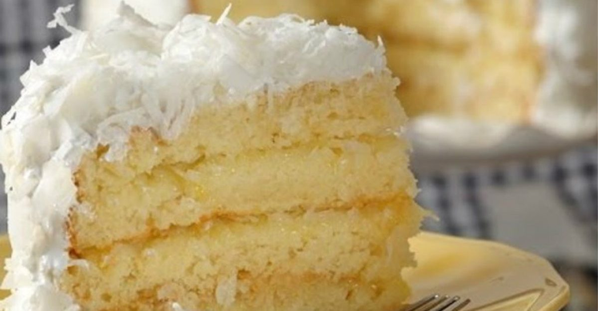 Toll House Layer Cake Recipe