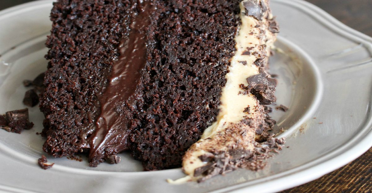 Chocolate And Coffee Cake Recipe From Tastee Recipe