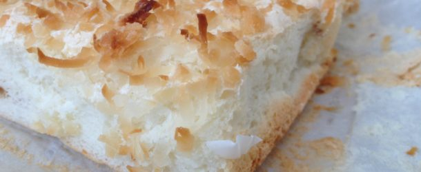 Tastee Recipe Aunt Edna S Egg White Cake Will Carry You Into The