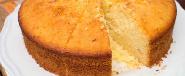 how to make cake - butter cake