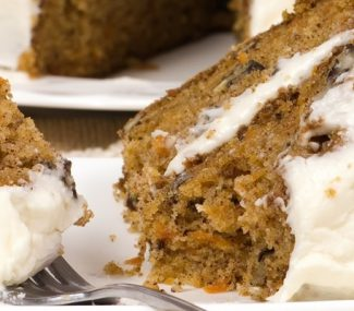 how to make cake - Carrot Cake