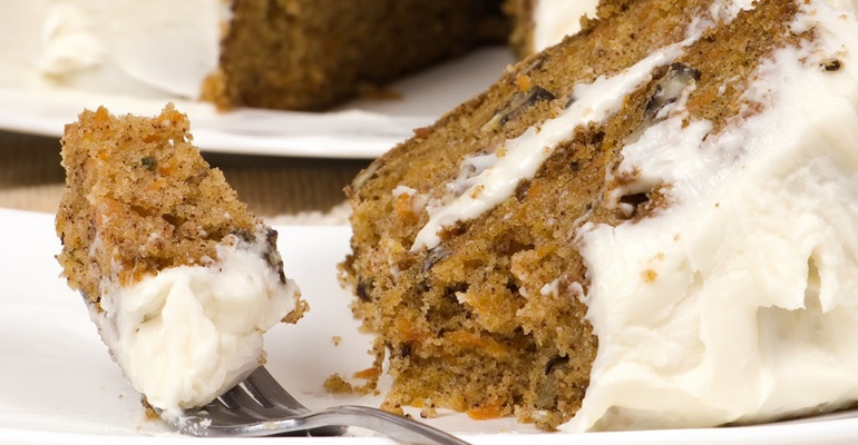 Red Mill Carrot Cake Recipe