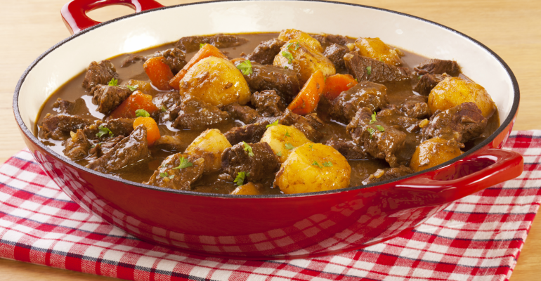 Tastee Recipe Simple Stew Inspired By The Pilgrims