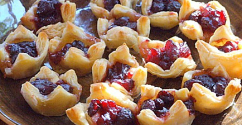 Tastee Recipe Holiday Appetizers Gone Wild Crazy
