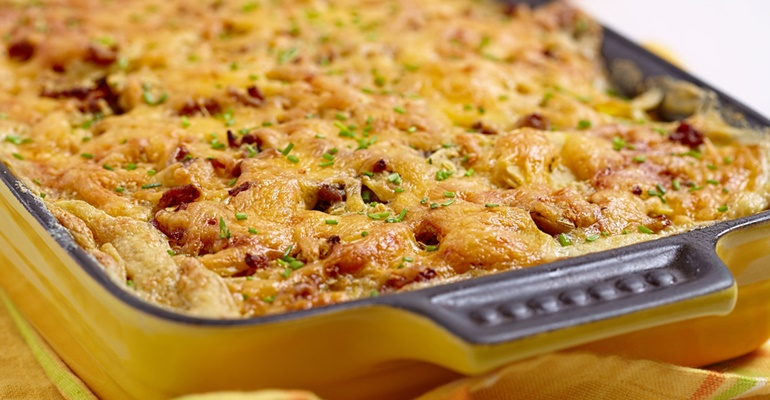 7 easy breakfast ideas casserole