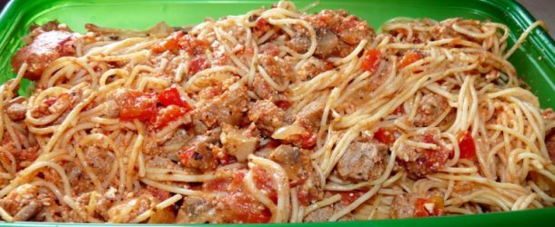 7 easy recipes spaghetti meatloaf