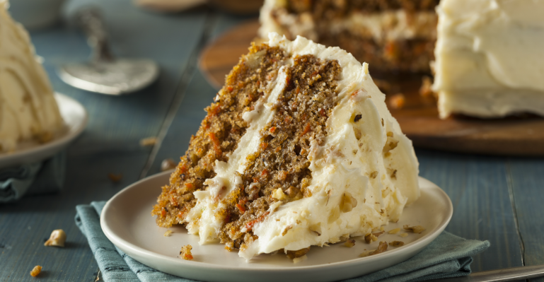 tastee recipe carrot cake brings the bunnies 39 round your place. Black Bedroom Furniture Sets. Home Design Ideas